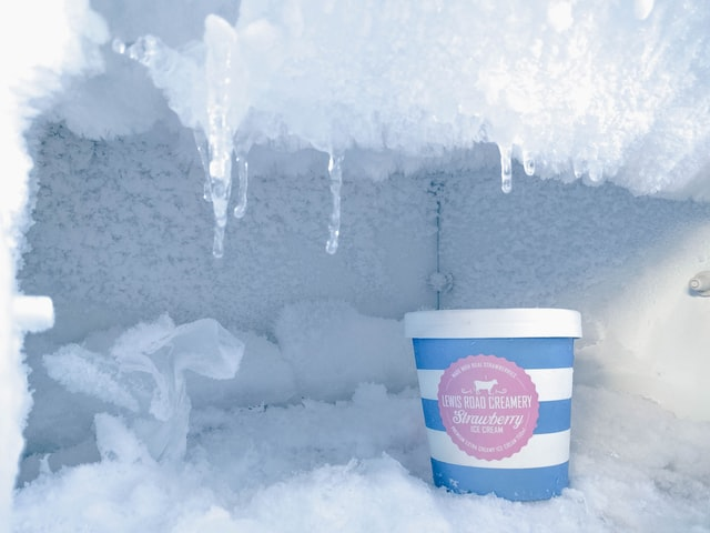 Choosing the Right Type of Container When Freezing Food Items
